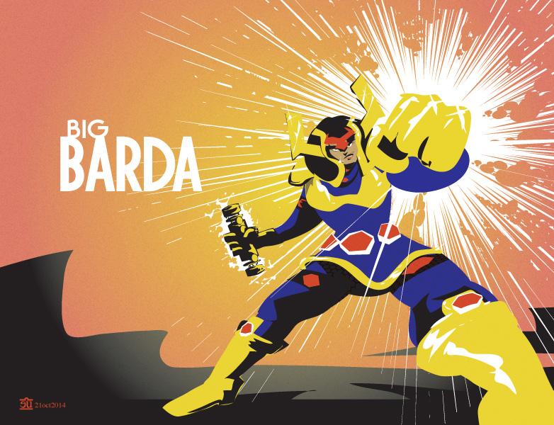Big Barda
