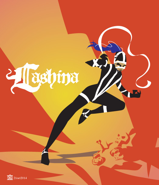 Lashina