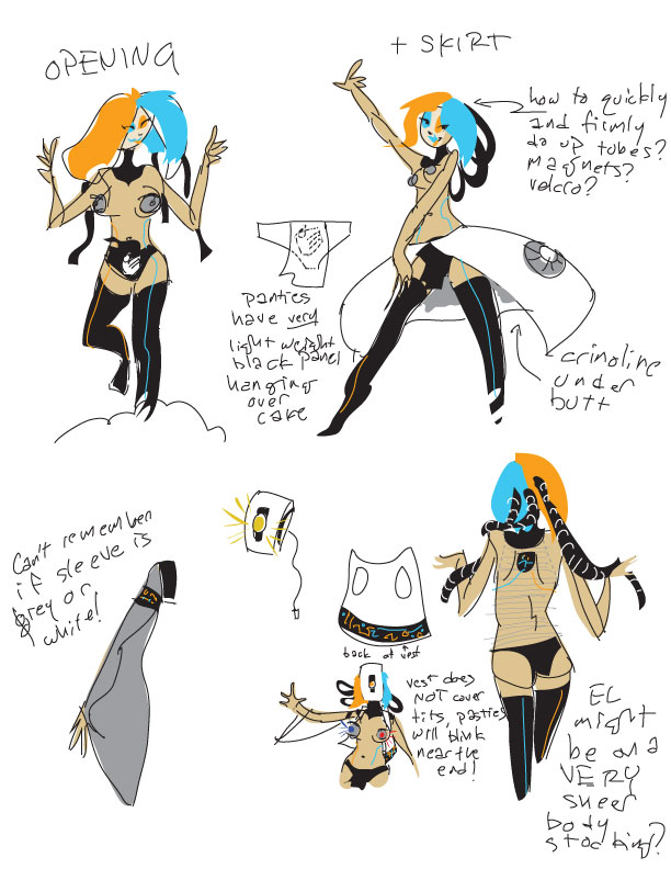 glados-costume-roughs
